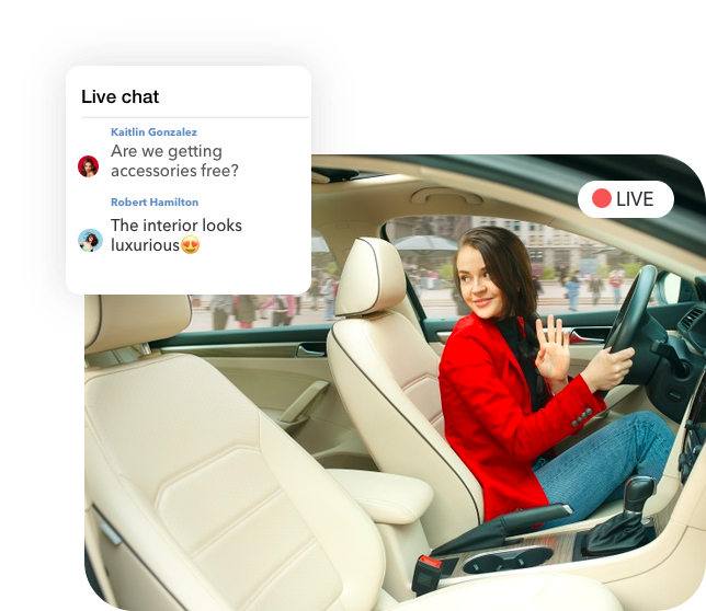 Live Streaming Commerce